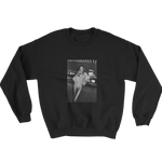 """Grace"" Black Sweatshirt - in + out apparel"