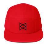 In + Out Signature® Red 5 Panel Cap