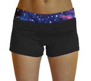 Sports Shorts Gym Workout Waistband