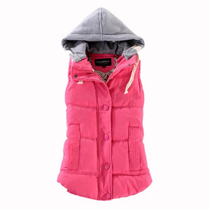 casual  vest warm thick outwear jackets