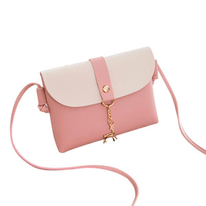 Cover Deer Cross body  Leather Shoulder