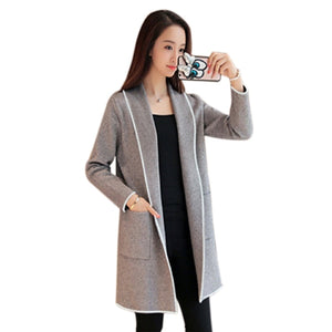 Lapel Casual  Jacket Long Sleeve