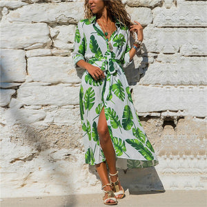 Summer Maxi Long Dress