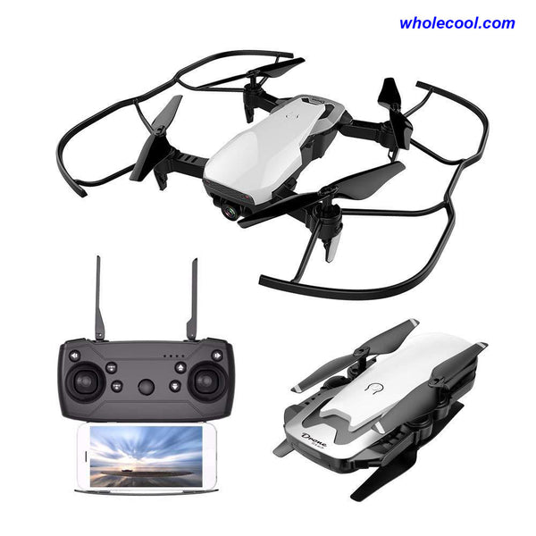 Selfie Drone Beginners 2MP 720P WiFi FPV Foldable Arms