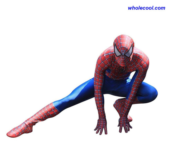 Spider-Man Costume Cosplay 3D Printed Adult