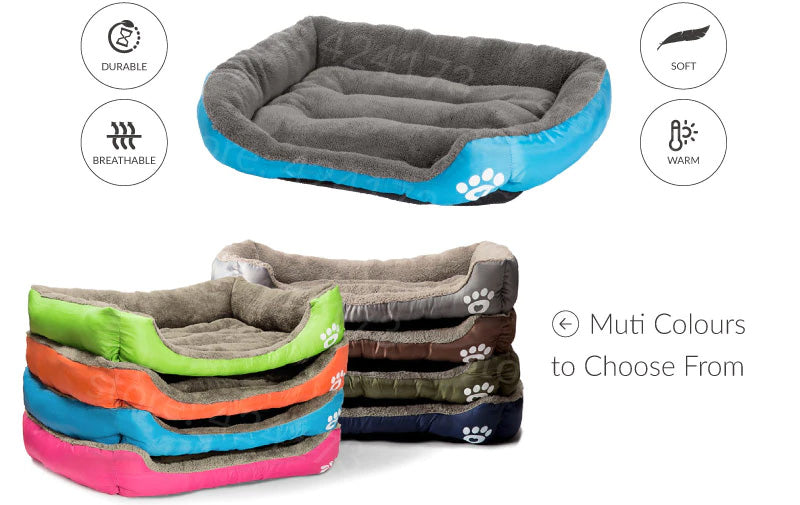 Pet Dog Bed Warming Mattress-Whole Cool01