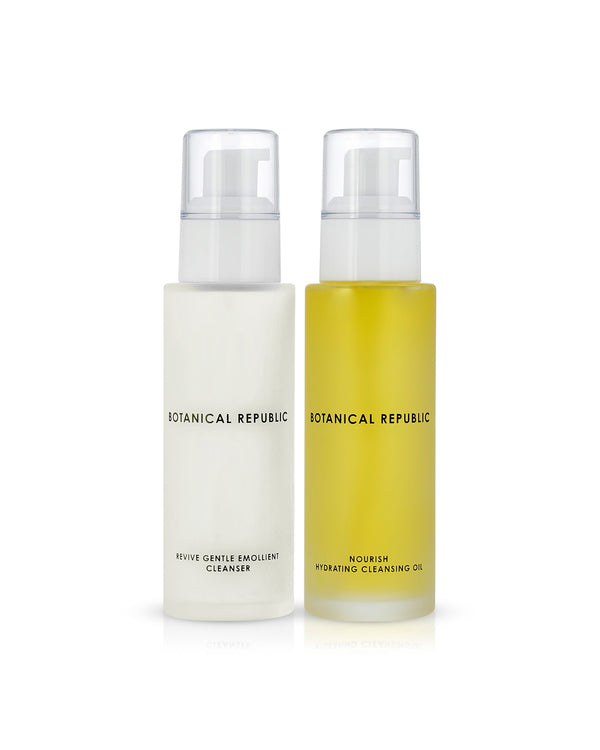 Double Cleansing Duo - Botanical Republic
