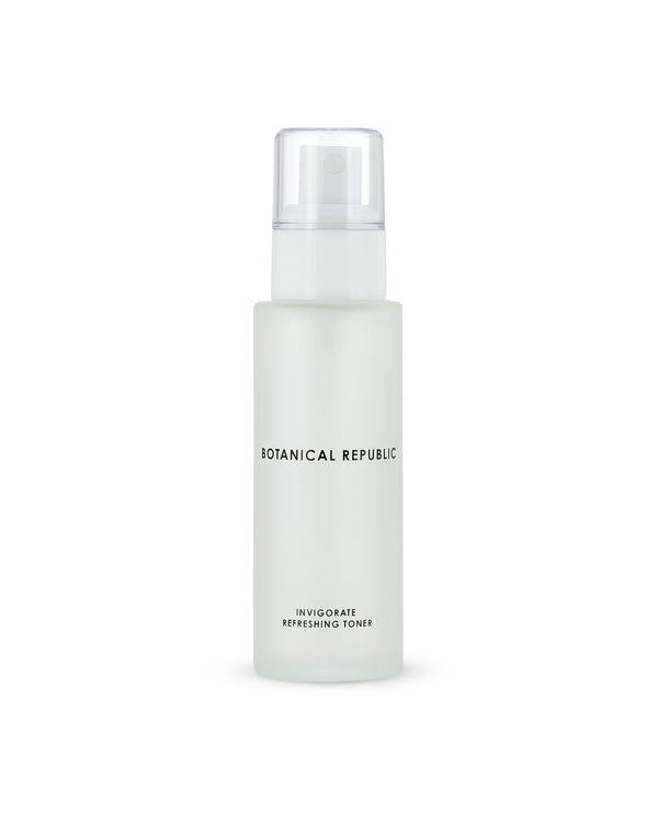 Invigorate Refreshing Toner - Botanical Republic