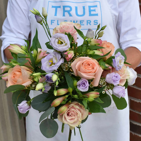 Shop Hand-Tied Bouquets