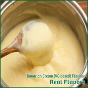 Bavarian Cream VG Flavour- Real Flavors - Flavour Fog - Canada's flavour depot.
