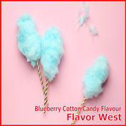 Blueberry Cotton Candy Flavour - Flavor West - Flavour Fog - Canada's flavour depot.
