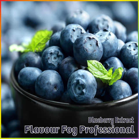 Blueberry Extract - FF Pro - Flavour Fog - Canada's flavour depot.