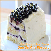 Cake (Blueberry Coco) Flavour- One On One Flavors - Flavour Fog - Canada's flavour depot.