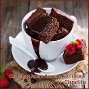 Chocolate Fudge Brownie V2 - Capella - Flavour Fog - Canada's flavour depot.