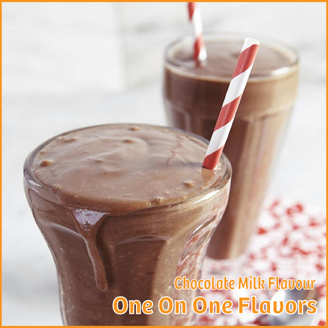 Chocolate Milk Flavour- One On One Flavors - Flavour Fog - Canada's flavour depot.