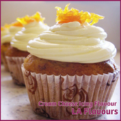 Cream Cheese Icing Flavour - LA Flavours - Flavour Fog - Canada's flavour depot.