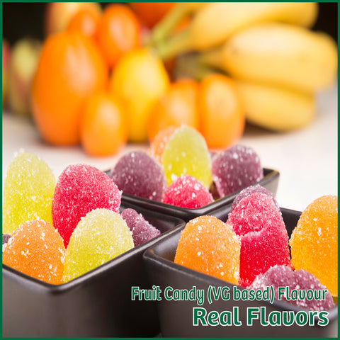 Fruit Candy VG Flavour- Real Flavors - Flavour Fog - Canada's flavour depot.