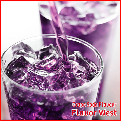 Grape Soda Flavour - Flavor West - Flavour Fog - Canada's flavour depot.