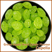 Green Apple Hard Candy Flavour - Capella