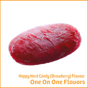 Happy Hard Candy (Strawberry) Flavour- One On One Flavors - Flavour Fog - Canada's flavour depot.