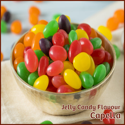 Jelly Candy Flavour - Capella - Flavour Fog - Canada's flavour depot.