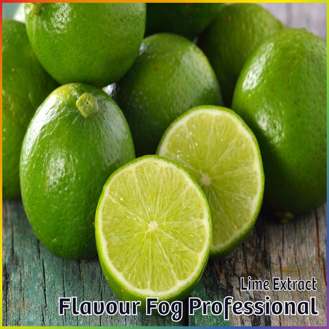 Lime Extract - FF Pro - Flavour Fog - Canada's flavour depot.