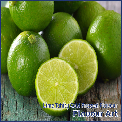 Lime Tahity COLD PRESSED Flavour - FlavourArt - Flavour Fog - Canada's flavour depot.