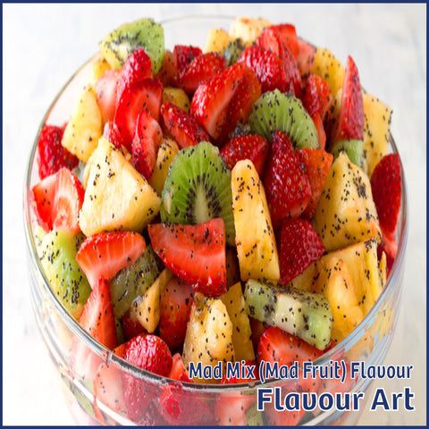 Mad Mix (Mad Fruit) Flavour - FlavourArt - Flavour Fog - Canada's flavour depot.
