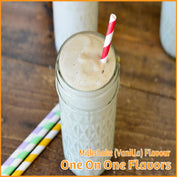 Milkshake (Vanilla) Flavour- One On One Flavors - Flavour Fog - Canada's flavour depot.