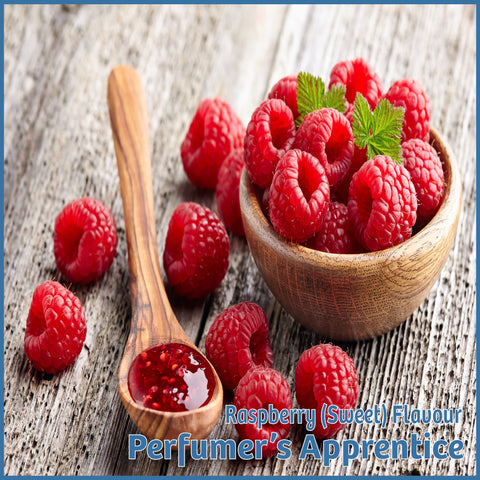 Raspberry (Sweet) Flavour - TPA/TFA - Flavour Fog - Canada's flavour depot.