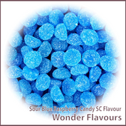 Sour Blue Raspberry Candy SC Flavour - Wonder Flavours