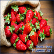 Red Touch (Strawberry) Flavour - FlavourArt - Flavour Fog - Canada's flavour depot.