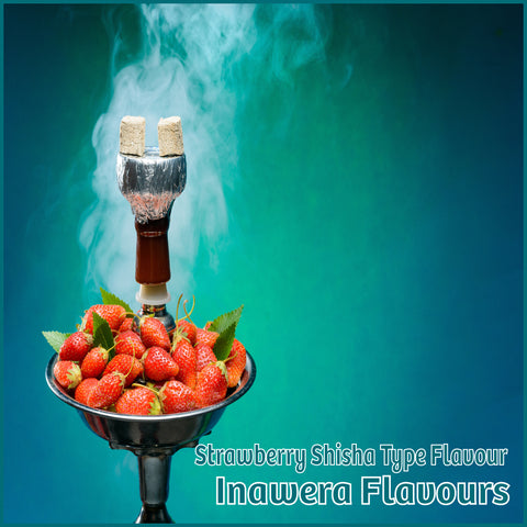 Strawberry Shisha Flavour- Inawera - Flavour Fog - Canada's flavour depot.