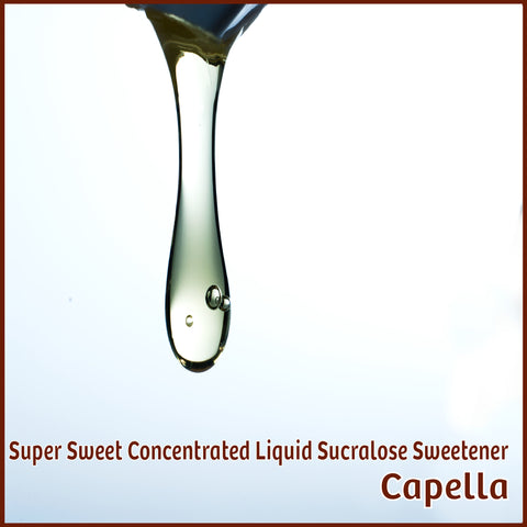 Super Sweet Concentrated Liquid Sucralose Sweetner - Capella - Flavour Fog - Canada's flavour depot.