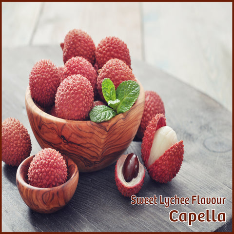Sweet Lychee Flavour - Capella - Flavour Fog - Canada's flavour depot.