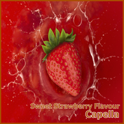 Sweet Strawberry Flavour - Capella - Flavour Fog - Canada's flavour depot.