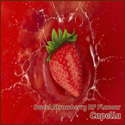 Sweet Strawberry RF Flavour - Capella - Flavour Fog - Canada's flavour depot.