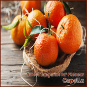 RF Sweet Tangerine Flavour - Capella - Flavour Fog - Canada's flavour depot.