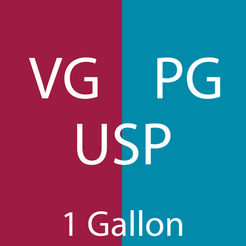 VG + PG Kit 1 Gallon