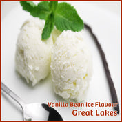 Vanilla Bean Ice Cream Flavour - Great Lakes - Flavour Fog - Canada's flavour depot.