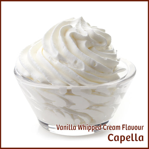 Vanilla Whipped Cream Flavour - Capella