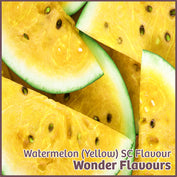 Watermelon (Yellow) SC Flavour - Wonder Flavours