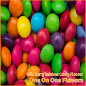 Wild Berry Rainbow Candy Flavour- One On One Flavors - Flavour Fog - Canada's flavour depot.