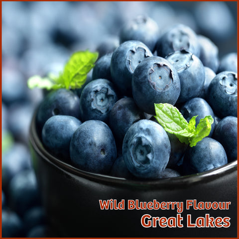 Wild Blueberry Flavour - Great Lakes