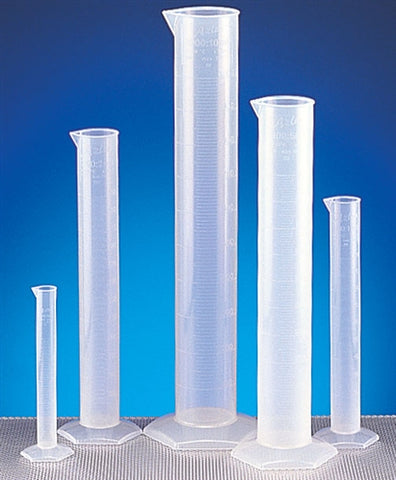 Polymethylpentene Graduated Cylinders Kit - Flavour Fog - Canada's flavour depot.