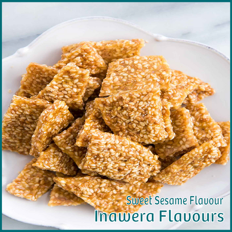 Sweet Sesame Flavour- Inawera - Flavour Fog - Canada's flavour depot.