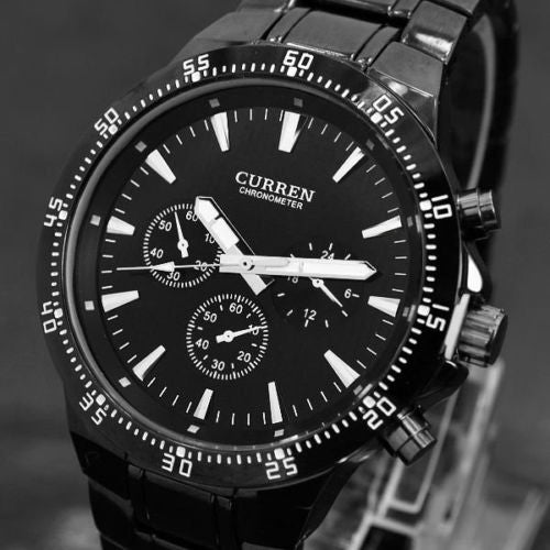 WW0323 Curren Chain Watch