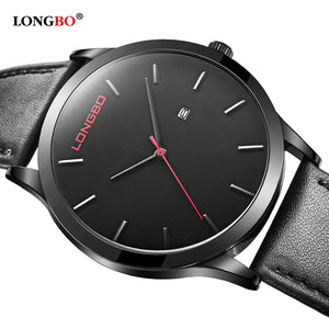 WW1006 Longbo Belt Watch