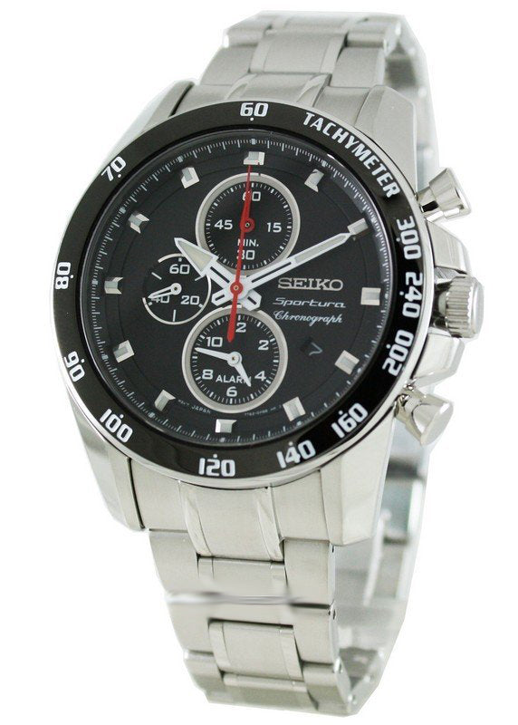WW0817 Seiko Chronograph Chain Watch SNAE69