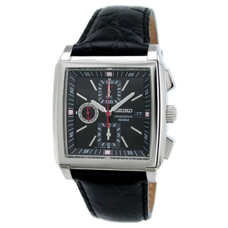 WW0924 Seiko Chronograph Belt Watch SNDA11P1